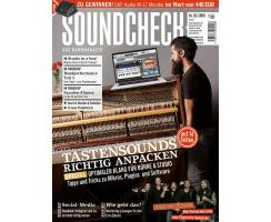SOUNDCHECK 03 2018 Printausgabe oder PDF Download