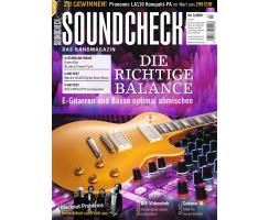 SOUNDCHECK 03 2019 Printausgabe oder PDF Download