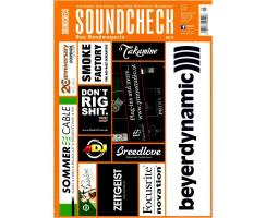 SOUNDCHECK 05 2015 Printausgabe oder PDF Download