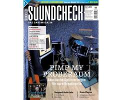 SOUNDCHECK 05 2019 Printausgabe oder PDF Download