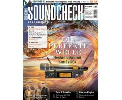 SOUNDCHECK 06 2019 Printausgabe oder PDF Download