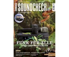 SOUNDCHECK 08 2017 Printausgabe oder PDF Download