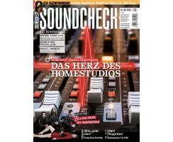 SOUNDCHECK 08 2018 Printausgabe oder PDF Download...