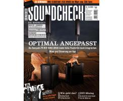 SOUNDCHECK 09 2018 Printausgabe oder PDF Download...