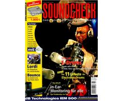 SOUNDCHECK 01 2007 Printausgabe oder PDF Download