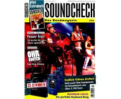 SOUNDCHECK 01 2010 Printausgabe oder PDF Download