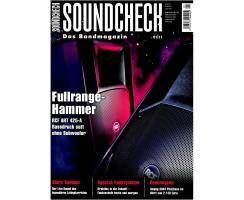 SOUNDCHECK 01 2011 Printausgabe oder PDF Download
