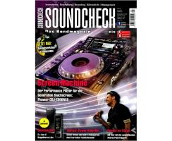 SOUNDCHECK 01 2013 Printausgabe oder PDF Download