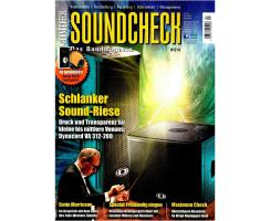 SOUNDCHECK 01 2014 Printausgabe oder PDF Download