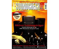 SOUNDCHECK 01 2015 Printausgabe oder PDF Download