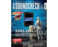 SOUNDCHECK 01 2017 Printausgabe oder PDF Download