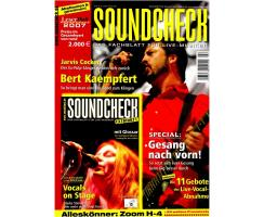 SOUNDCHECK 02 2007 Printausgabe oder PDF Download