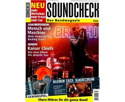 SOUNDCHECK 02 2009 Printausgabe oder PDF Download