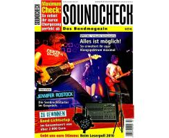 SOUNDCHECK 02 2010 Printausgabe oder PDF Download