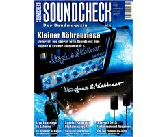 SOUNDCHECK 02 2012 Printausgabe oder PDF Download