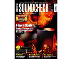 SOUNDCHECK 02 2013 Printausgabe oder PDF Download