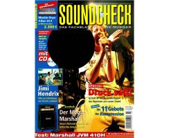 SOUNDCHECK 03 2007 Printausgabe oder PDF Download
