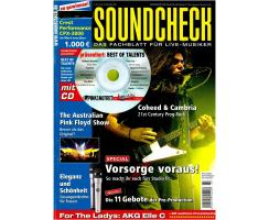 SOUNDCHECK 03 2008 Printausgabe oder PDF Download