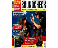 SOUNDCHECK 03 2010 Printausgabe oder PDF Download