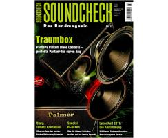 SOUNDCHECK 03 2011 Printausgabe oder PDF Download