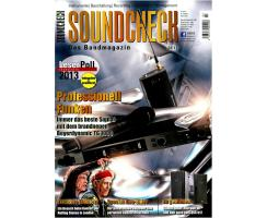 SOUNDCHECK 03 2013 Printausgabe oder PDF Download