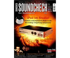 SOUNDCHECK 03 2015 Printausgabe oder PDF Download