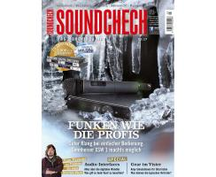SOUNDCHECK 03 2017 Printausgabe oder PDF Download