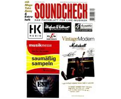 SOUNDCHECK 04 2008 Printausgabe oder PDF Download