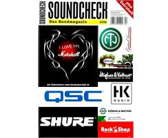 SOUNDCHECK 04 2010 Printausgabe oder PDF Download