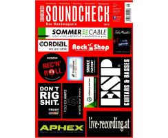 SOUNDCHECK 05 2013 Printausgabe oder PDF Download