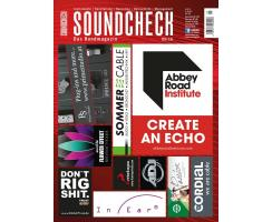 SOUNDCHECK 05 2016 Printausgabe oder PDF Download