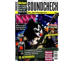 SOUNDCHECK 06 2010 Printausgabe oder PDF Download