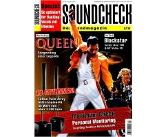 SOUNDCHECK 07 2010 Printausgabe oder PDF Download