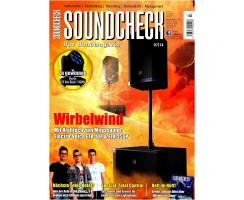 SOUNDCHECK 07 2014 Printausgabe oder PDF Download