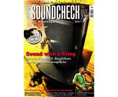 SOUNDCHECK 07 2015 Printausgabe oder PDF Download