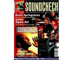 SOUNDCHECK 08 2008 Printausgabe oder PDF Download