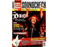 SOUNDCHECK 08 2010 Printausgabe oder PDF Download