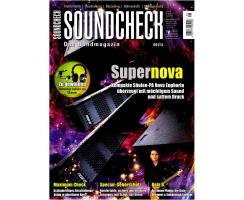 SOUNDCHECK 08 2014 Printausgabe oder PDF Download