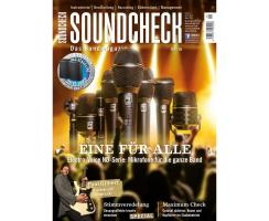 SOUNDCHECK 08 2016 Printausgabe oder PDF Download
