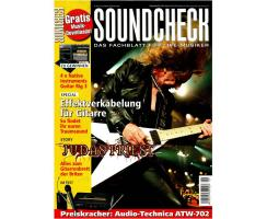 SOUNDCHECK 09 2008 Printausgabe oder PDF Download