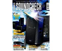 SOUNDCHECK 10 2012 Printausgabe oder PDF Download