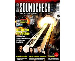 SOUNDCHECK 10 2013 Printausgabe oder PDF Download