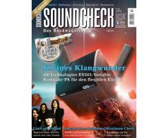 SOUNDCHECK 10 2015 Printausgabe oder PDF Download