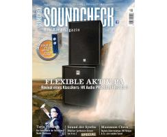 SOUNDCHECK 10 2016 Printausgabe oder PDF Download