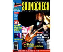SOUNDCHECK 11 2007 Printausgabe oder PDF Download