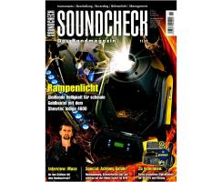 SOUNDCHECK 11 2012 Printausgabe oder PDF Download