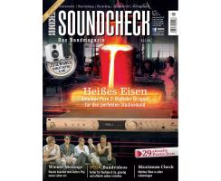 SOUNDCHECK 11 2015 Printausgabe oder PDF Download