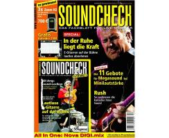 SOUNDCHECK 12 2007 Printausgabe oder PDF Download