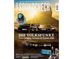 SOUNDCHECK 12 2016 Printausgabe oder PDF Download