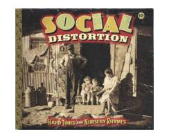 Social Distortion - California (Hustle and Flow) Gitarre...